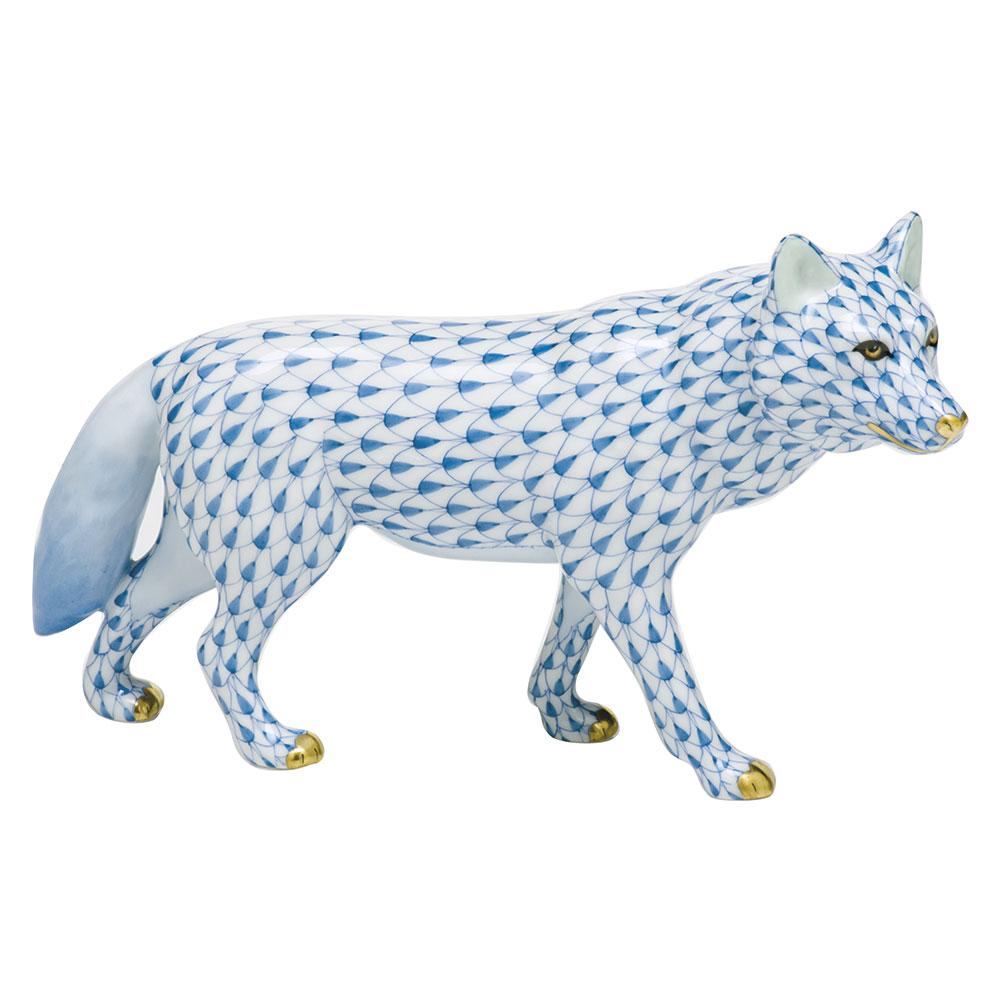 Wolf - Blue