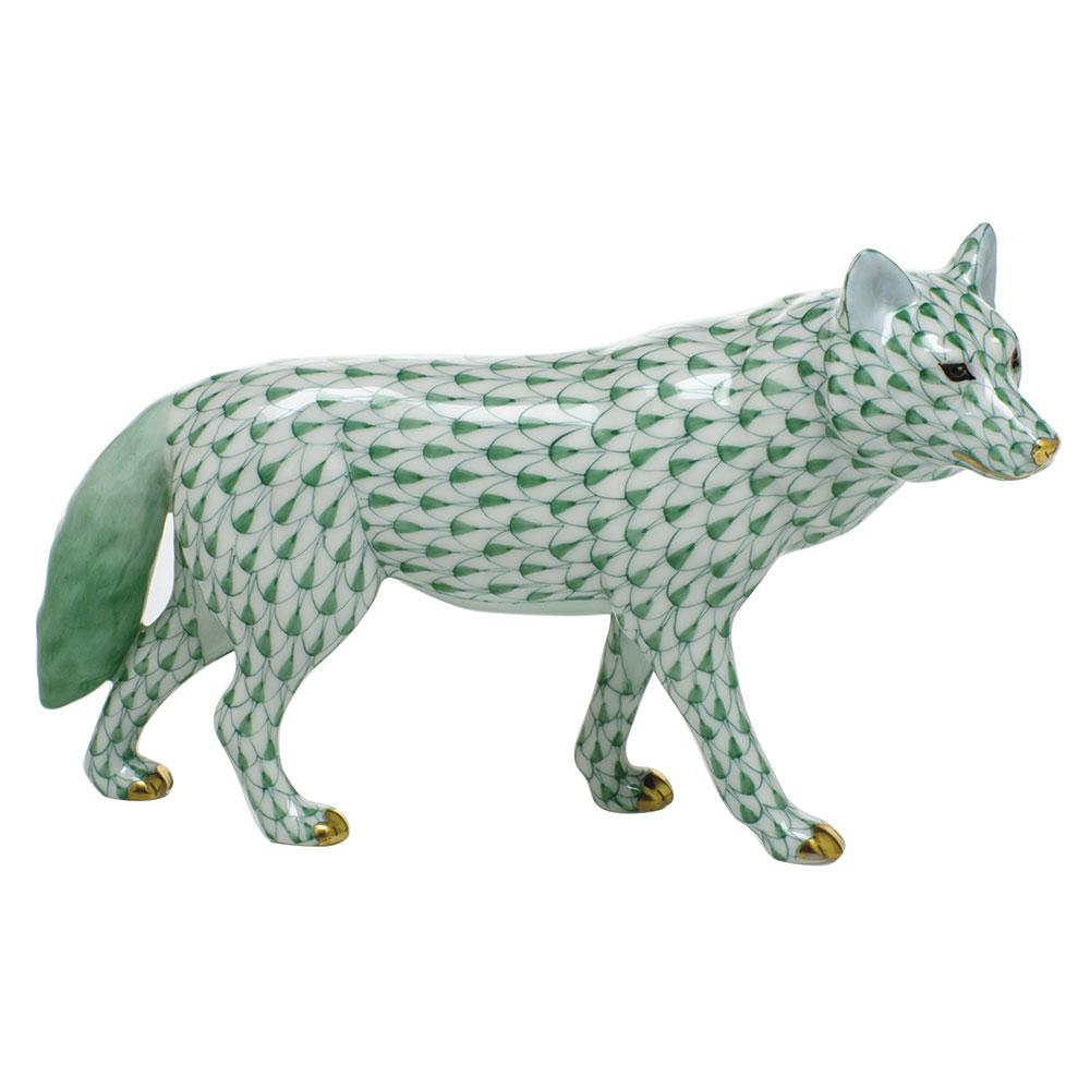 Wolf - Green