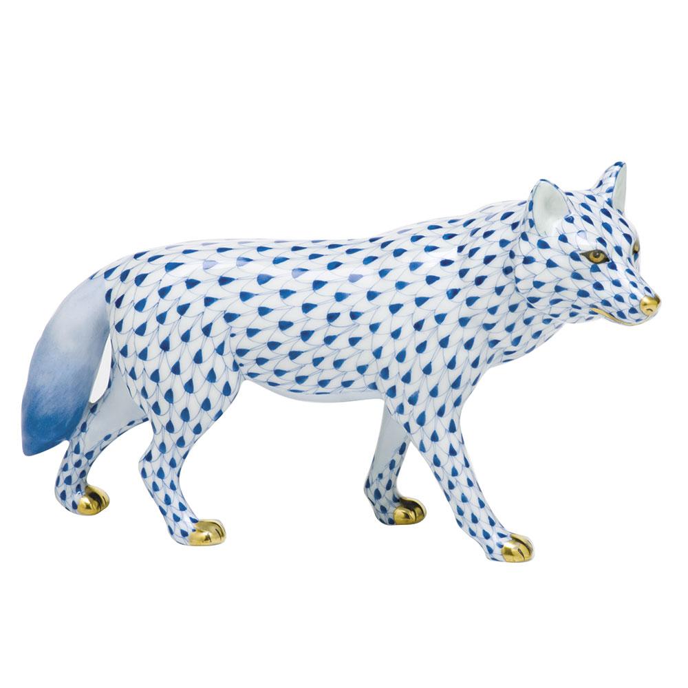 Wolf - Sapphire