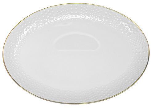 Corail Or Oval Dish Big