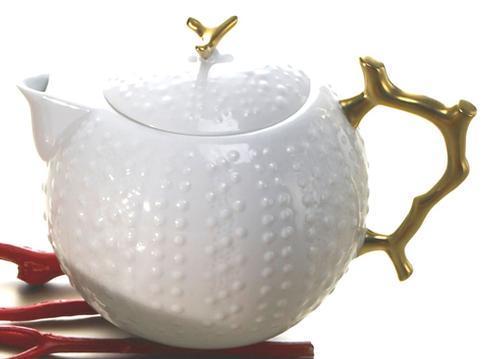 Corail Or Tea Pot Big