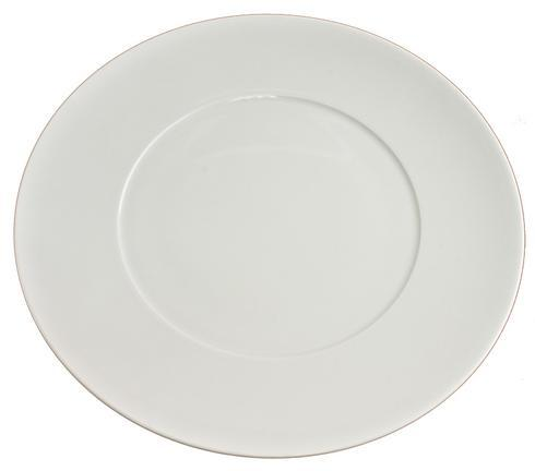 Envie Blanc Charger Plate