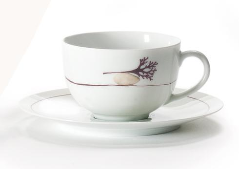 Equilibre Tea Cup And Saucer