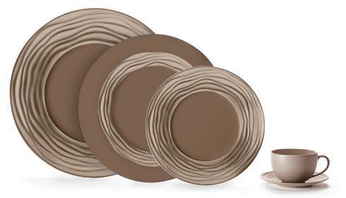 Escale Earth Pasta Plate