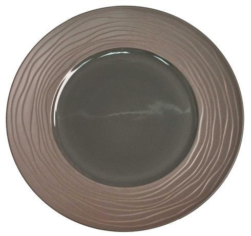 Escale Grey Charger Plate