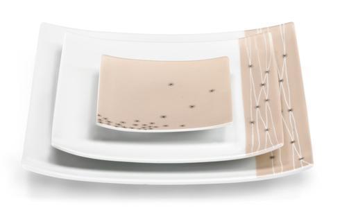 Etoiles Dessert Plate