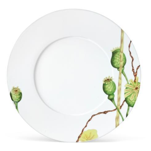 Ikebana Dinner Plate