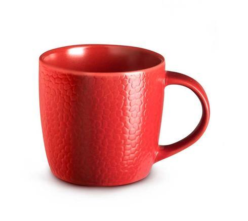 Stone Red Coffee/Tea Cup