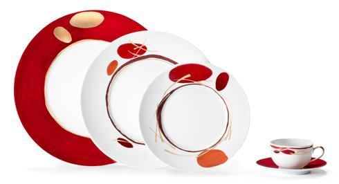 Voyage Immobile Envie Bread And Butter Plate