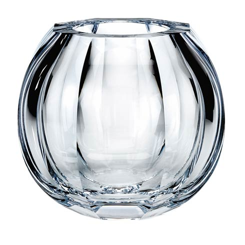 """Beauty Vase 5.9"""" H Clear"""