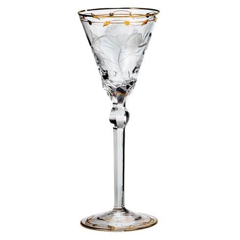 Paula Goblet 9 Oz. Clear