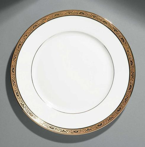 Ambassador Gold Bread and Butter Plate