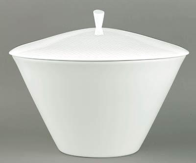 Checks Soup Tureen