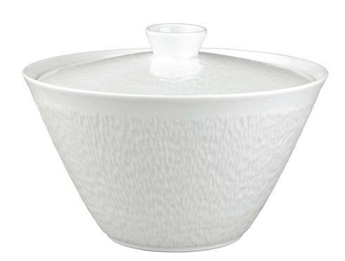 Mineral White Soup Tureen