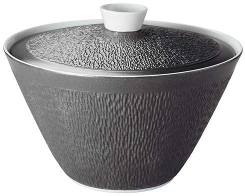 Mineral Irise Dark Grey Soup Tureen