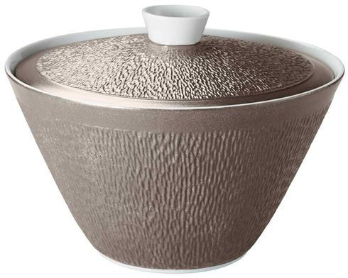 Mineral Irise Platinum Soup Tureen