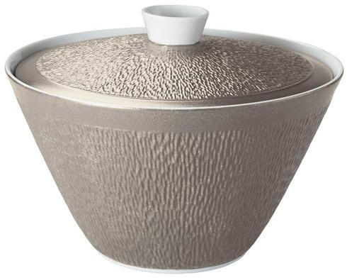 Mineral Irise Warm Grey Soup Tureen