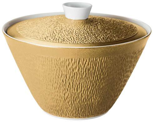 Mineral Irise Yellow Gold Soup Tureen