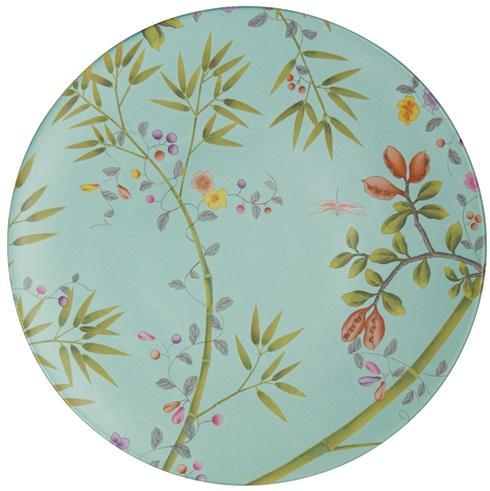 Paradis Turquoise Dinner Plate