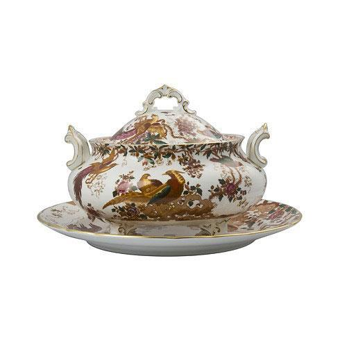 Olde Avesbury Soup Tureen Stand