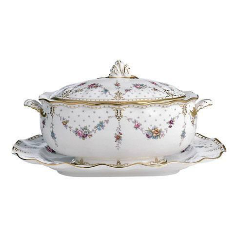 Royal Antoinette Soup Tureen and Cover