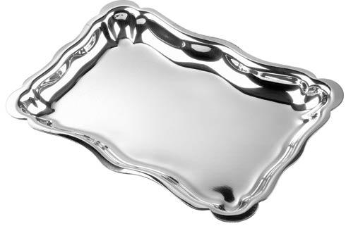 """Classic Serving 6"""" Scalloped Tray"""