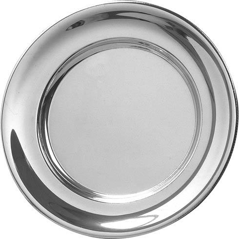 """Classic Serving 8 ½"""" Images Plate"""
