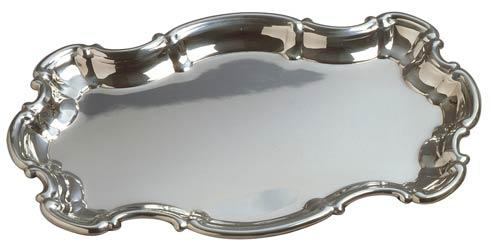 """Classic Serving 9"""" Chippendale Tray"""
