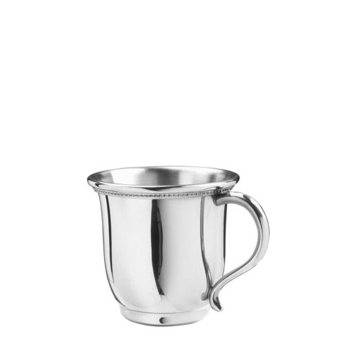 Pewter Baby Georgia Baby Cup, 5 oz.