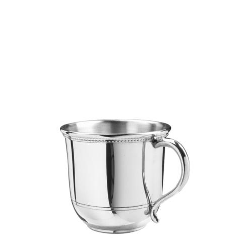 Pewter Baby Images Cup, 5 oz.