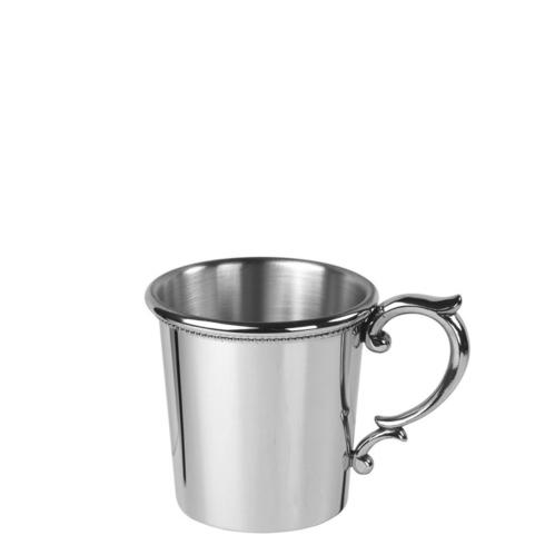 Pewter Baby Louisiana Baby Cup, 5 oz.