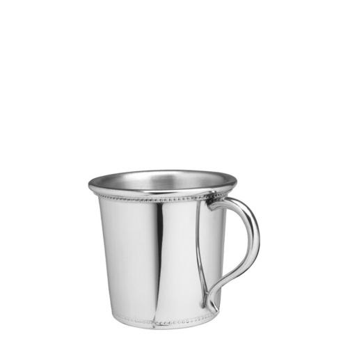 Pewter Baby Mississippi Baby Cup, 5 oz.