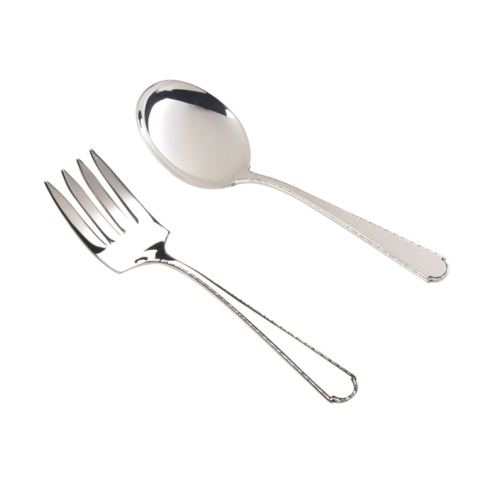 Sterling Baby Virginia Baby Fork and Spoon Set