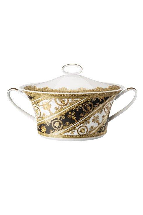 I Love Baroque Vegetable Bowl Covered