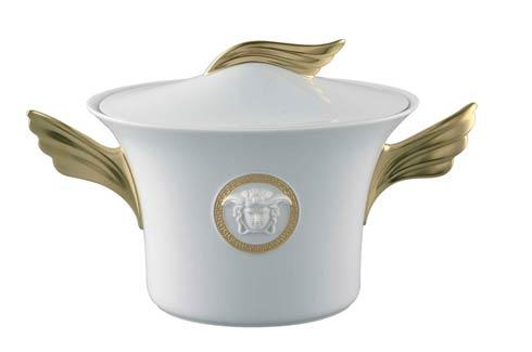Medusa D'or Soup Tureen