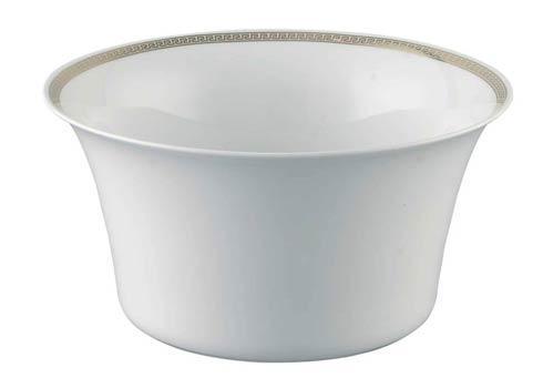 Medusa D'or Vegetable Bowl, Open