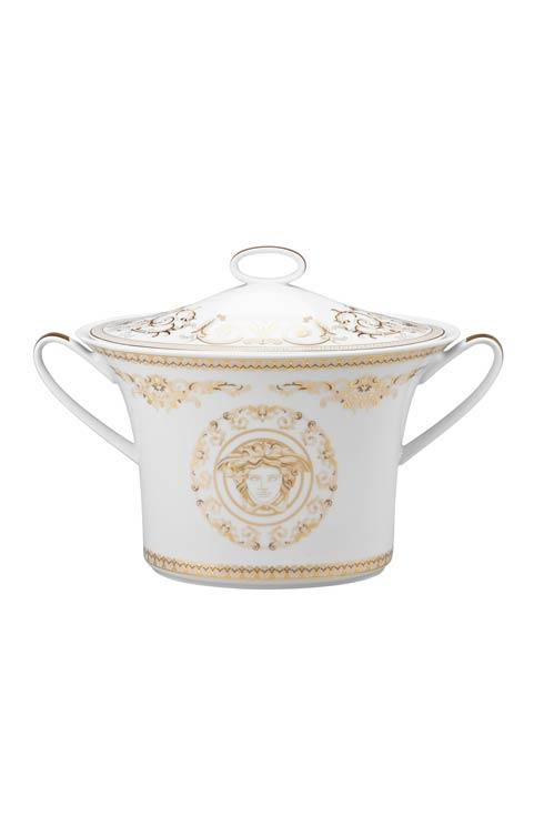 Medusa Gala Soup Tureen, Covered