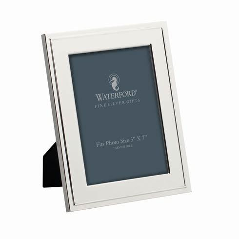 Classic 5x7 Silver Frame