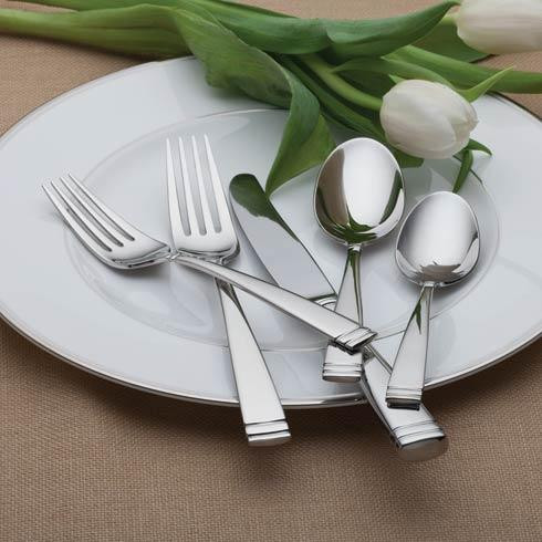 Conover Stainless 65-Piece Flatware Set