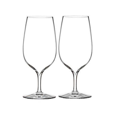 Elegance Water Glass, Pair