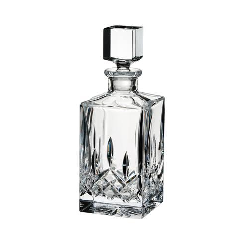 Lismore 25oz Square Decanter