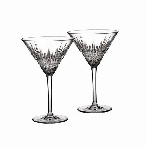 Lismore Diamond Martini, Set of 2