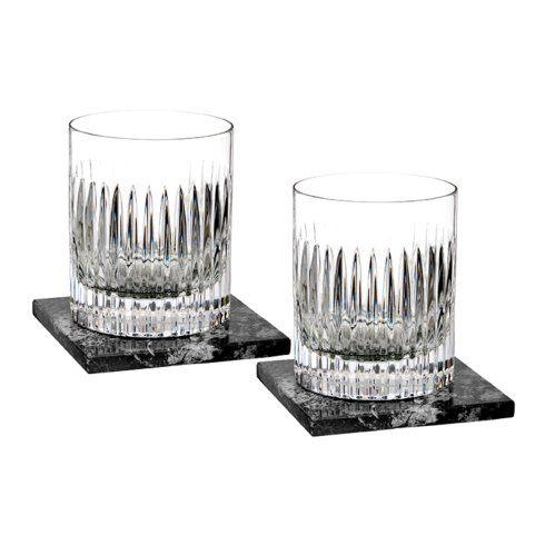 Short Stories Aras DOF Set/2 With Marble Coasters
