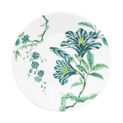 Chinoiserie White Bread & Butter Plate