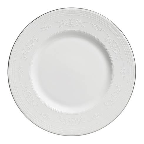 English Lace Accent Salad Plate