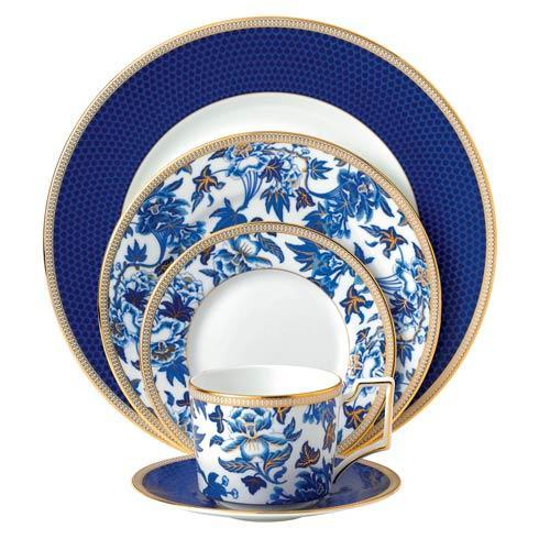 Hibiscus 5-Piece Place Setting
