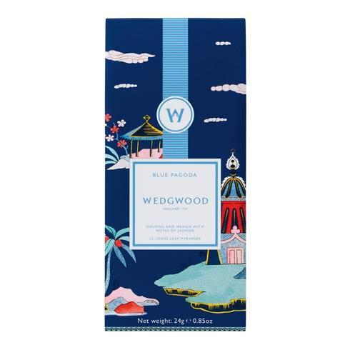 Wonderlust Oolong Tea Box/12 Blue Pagoda