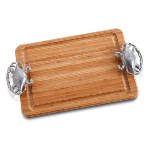 Carving Boards Crab Handle Carving Board