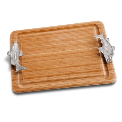 Carving Boards Fish Handle Carving Board