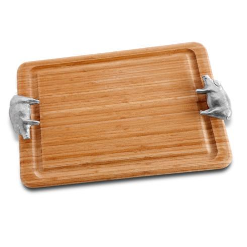 Carving Boards Pig Handle Carving Board